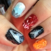 Star Trek Nails - Meh